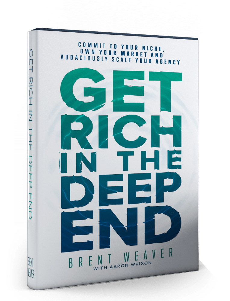 Get Rich IN the deep end by aaron wrixon